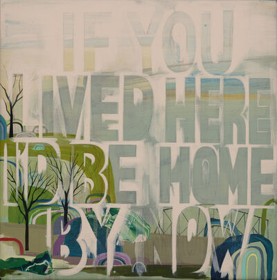 Seonna Hong, 'If You Lived Here', 2015