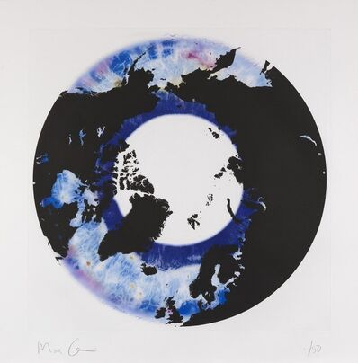 Marc Quinn, 'Eye Of History Etching III', 2013