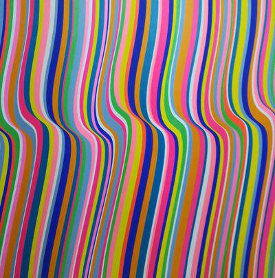 Cristina Ghetti, 'Colour Thinking Composition #5', 2017