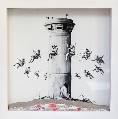 Banksy, 'Walled Off Hotel Boxset ', 2018