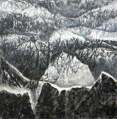 Liu Kuo-Sung, 'The Secluded Area of Mountain Tops', 2014
