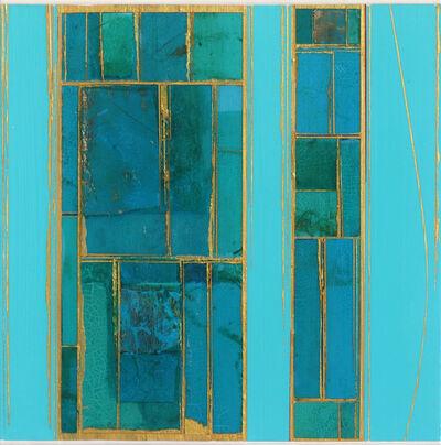 Alexander Eulert, 'Blue Desert No. 8', 2019