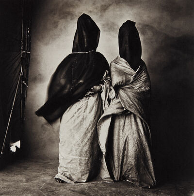 Irving Penn, 'Guedras in the Wind', 1971-printed 1978