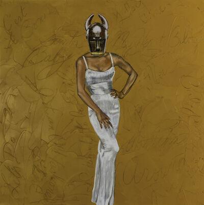 Margaret Rose Vendryes, 'Bo nun amuin Eartha - Eartha Kitt', 2011