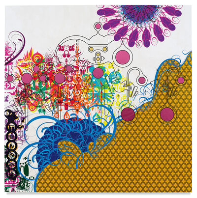 Ryan McGinness, 'Mindscape 72', 2019