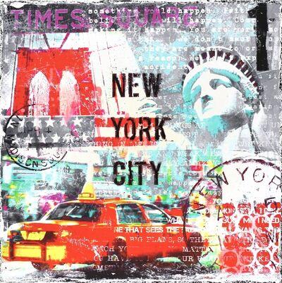 Marion Duschletta, 'Big Plans in New York', 2015
