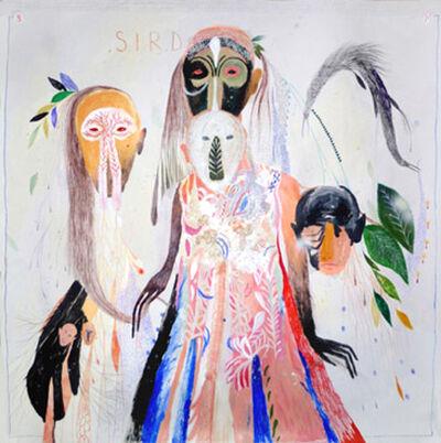 Silvia Mei, 'Cantando capelli ', 2013