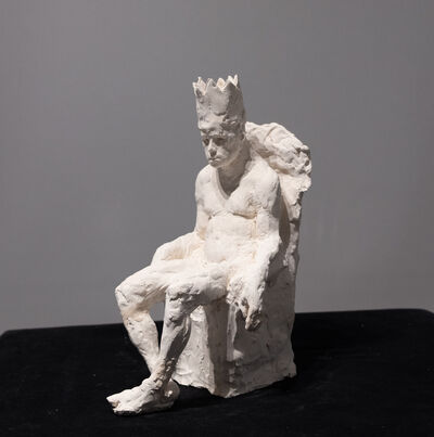 Beth Carter, 'King Minos in Chair', 2018
