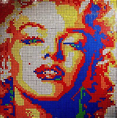 Emmanuelle Rybojad, '(SP) Marilyn Monroe', 2018