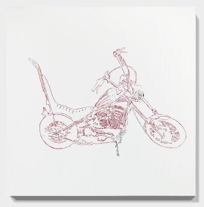 James Oliver, 'American Ride', 2012
