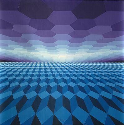 Yvaral, 'Horizon Structure B', 1977