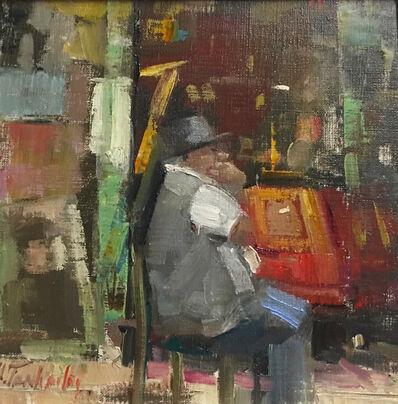 Nancy Tankersley, 'Paris Flea Market', ca. 2018