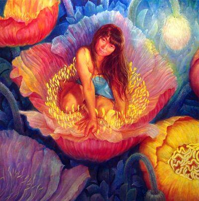 Asuka Ito, 'Healing Garden', 2008