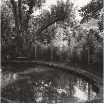 Lynn Geesaman, 'La Mormaire, Grosrouvre, France, 1988, Love Temple, Longwood Gardens, 1984, and Dumbarton Oaks, 1986 (three works)'
