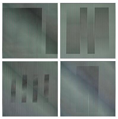 Carlos Cruz-Diez, 'Untitled', 2017