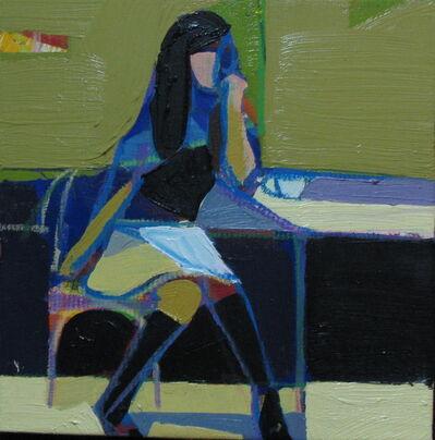 Wipoosana Supanakorn, 'Girl in Bistro No. 5', 2011