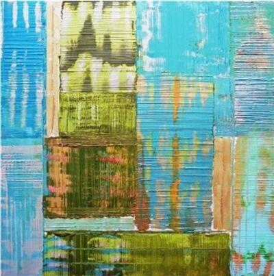 Richard Roblin, 'Moss Garden', 2014