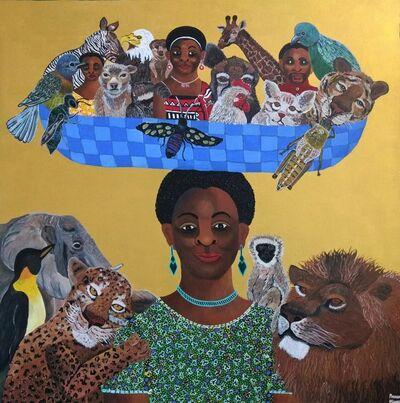 Phindile Mamba, 'Mama Africa', 2019