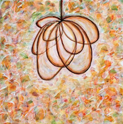 John Howell White, 'White Filament', 2009