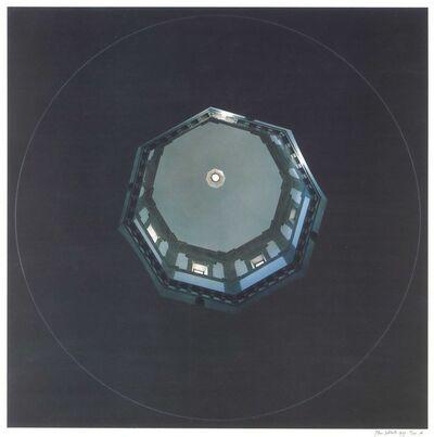 Jan Dibbets, 'Cupola A', 1989-90