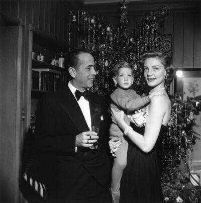 Slim Aarons, 'Bacall And Bogart, limited edition print', 1951