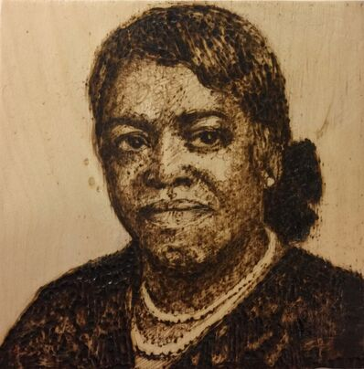 Nancy Lunsford, 'Mary McLeod Bethune', 2018