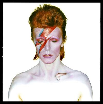 """Brian Duffy, 'David Bowie as """"Aladdin Sane""""', 1973"""