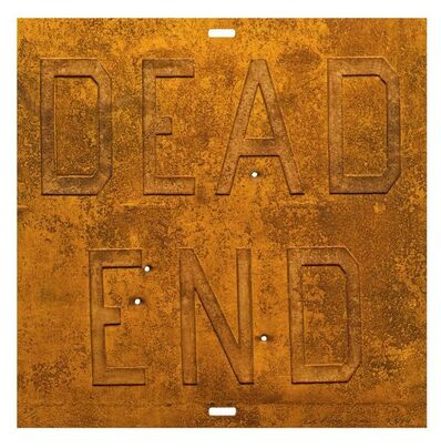 Ed Ruscha, 'Rusty Signs - Dead End 2', 2014