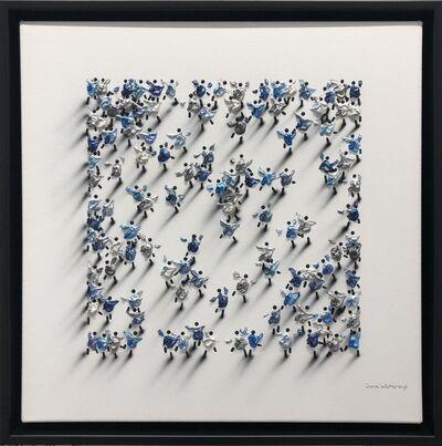 Jane Waterous, 'Square Dance (JW326)', 2020