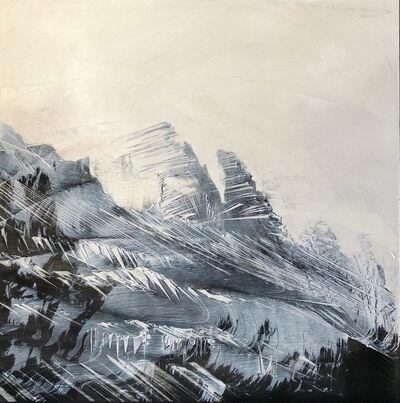 Cynthia Mcloughlin, 'Misty Ridgelines', 2020
