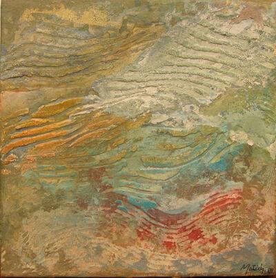 Zvonimir Matich, 'Serie ondulacions I', ca. 2019