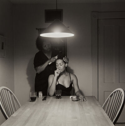 Carrie Mae Weems, 'Untitled (mother and daughter)', 1990