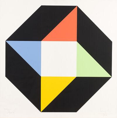 Max Bill, 'Ottagono', 1970