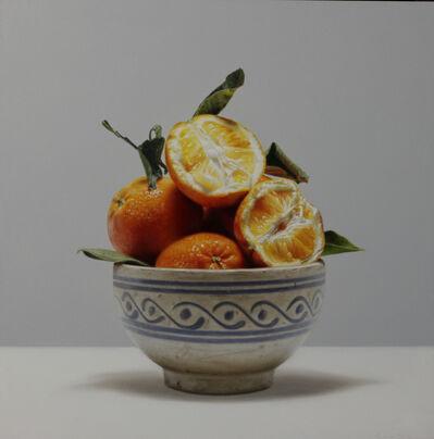 Rafael de la Rica, 'Oranges', 2021