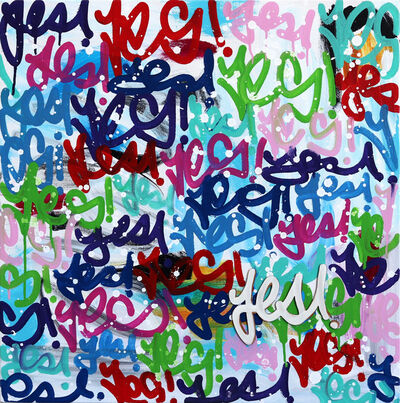 Amber Goldhammer, 'I Say Yes!', 2019