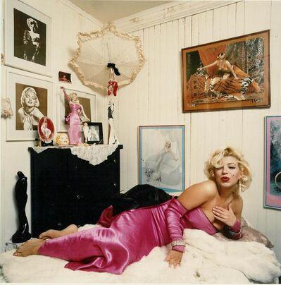 David Graham, 'Marilyn Monroe, Palisades Park, NJ', 1991