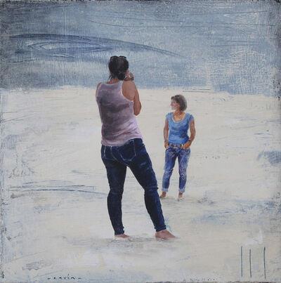 MARYLIN CAVIN, 'Contre un autre rivage', 2016