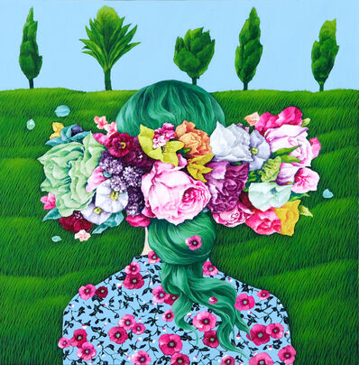 Eunhee Lim, 'Bad Flower Garden', 2015