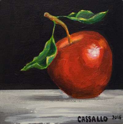 George Penon Cassallo, 'Rich Apple', 2016