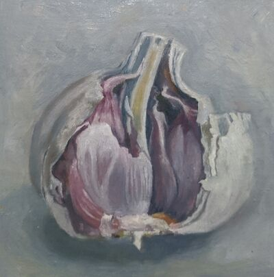 Loel Barr, 'Garlic Heart', 2020