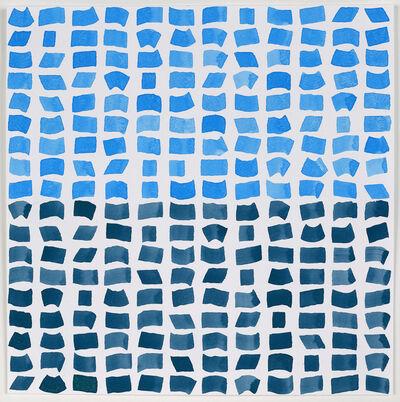Jacob Ouillette, 'Blue/Green 108', 2018
