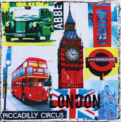 Marion Duschletta, 'London Piccadilly Circus', 2014