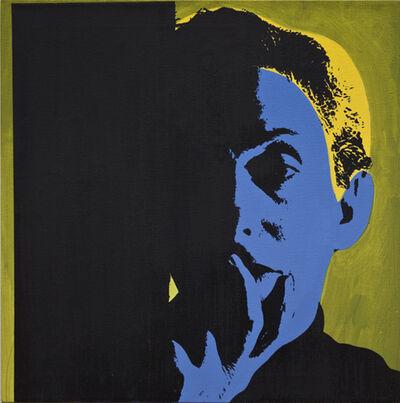 Deborah Kass, 'Portrait of the Artist as Young Man ', 1994