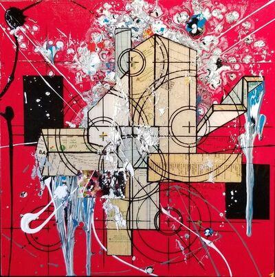 Étienne Gélinas, 'Composition 512', 2019