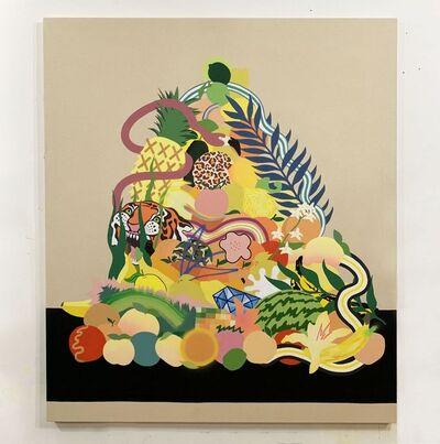 Stephen D'Onofrio, 'Studio Pile ', 2019
