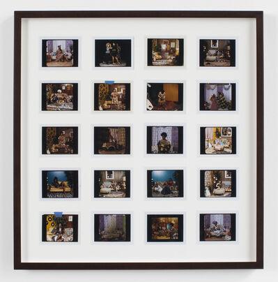 Mickalene Thomas, 'Polaroid Series #9', 2012