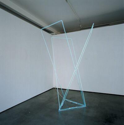 François Morellet, 'néon dans l'espace', 1969-1996