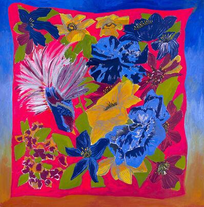 Anna Valdez, 'Tropical Scarf', 2017