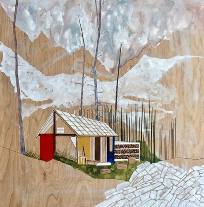 Charlotte Keates, 'Off the Grid', 2017