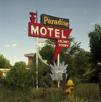 Steve Fitch, 'Tucumcari, New Mexico; September', 2006